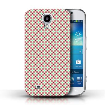 pour Samsung Galaxy S4/SIV / Rouge Design / Moulin à Vent Collection