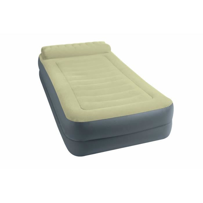 matelas lectrique good lit gonflable electrique decathlon. Black Bedroom Furniture Sets. Home Design Ideas