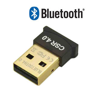 Usb bluetooth v4 adaptateur dongle pc windows xp vista 7