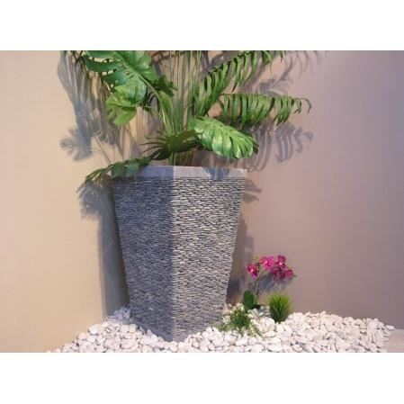 bac a fleurs exterieur rectangulaire topiwall. Black Bedroom Furniture Sets. Home Design Ideas