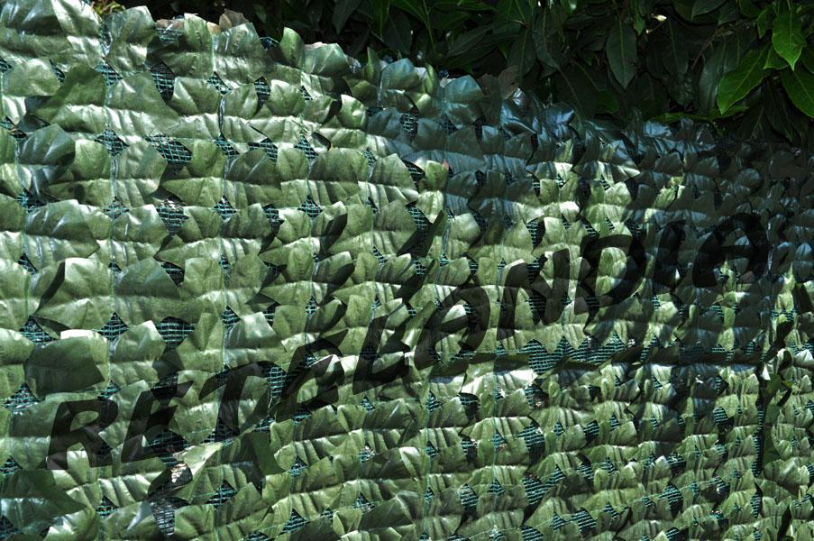 avec le vert naturel, regardez les photos du produit installé