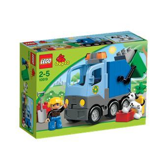 les produits duplo lego duplo ville 10519 le camion poubelle lego lego
