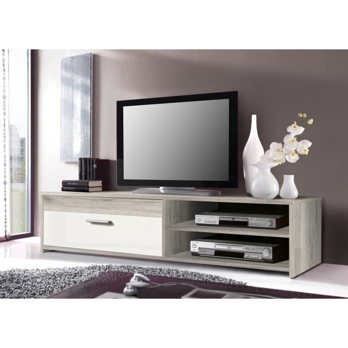 Meuble tv 120 cm TopiWall