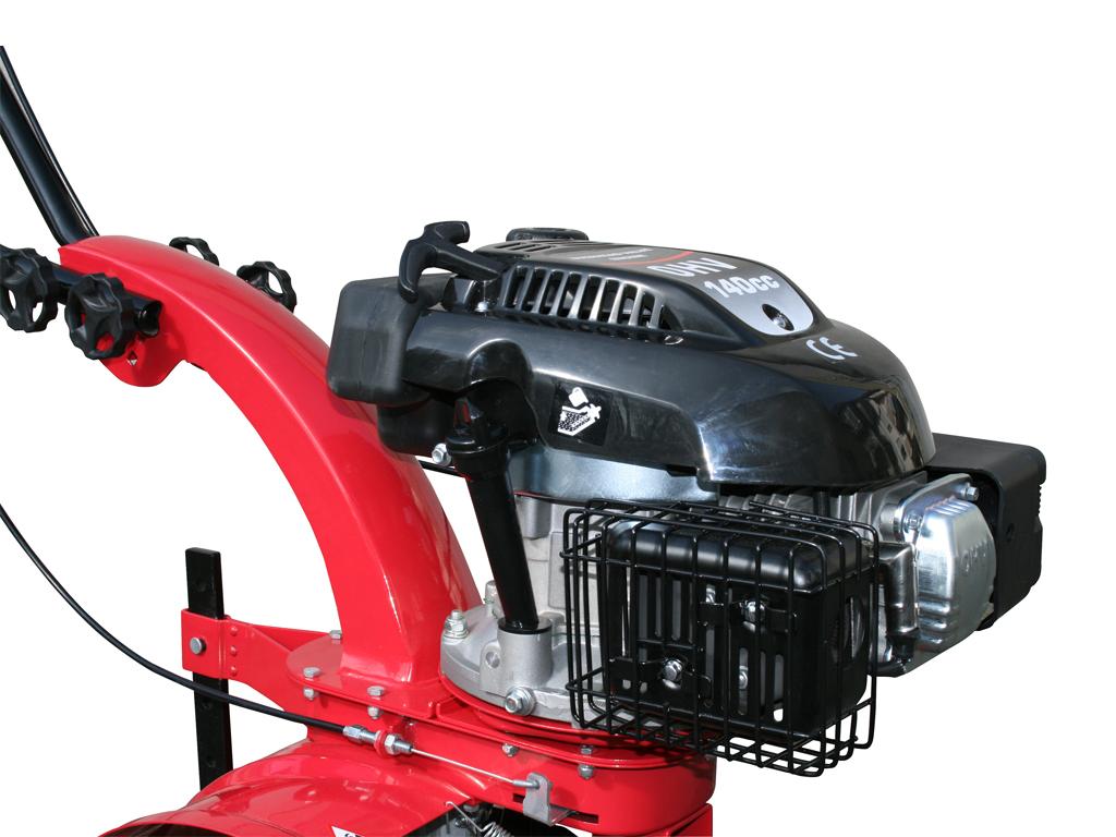 Motoculteur Thermique Moteur 140cc 4.5CV Largeur de travail 40CM avec