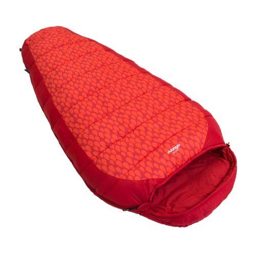 250 Sac de couchage momie rouge pas cher Achat / Vente Sacs de