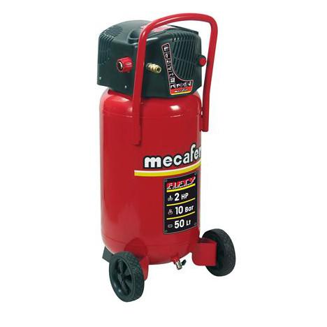 MECAFER Compresseur Fifty 50L 2CV 10bars sans huile à prix