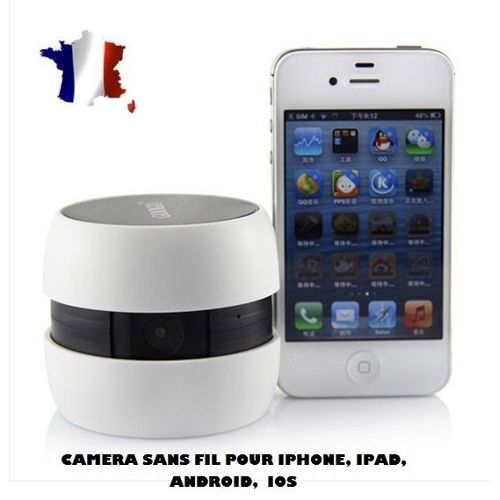 Ip Wifi Pour Iphone Tablette Android Ios Baby Monitor Camera Espion