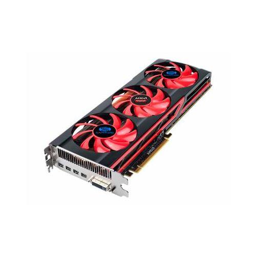 Sapphire Radeon Hd 7990 Carte graphique 2 Gpus Radeon Hd 7990