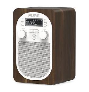Pure Evoke D2 numérique DAB DAB + FM Radio portable