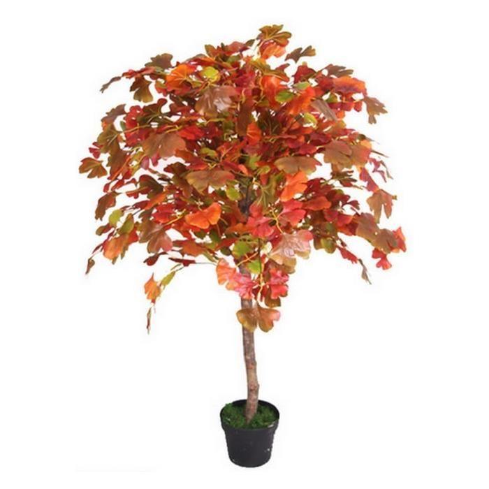 ARBRE ARTIFICIEL GINKGO BILOBA Achat / Vente fleur artificielle Bois