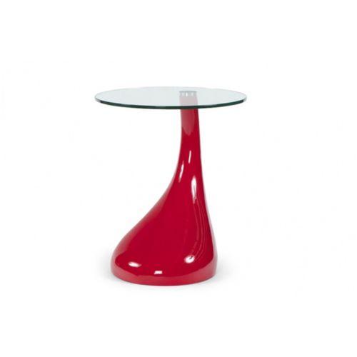 Table d'appoint design Snoopy rouge pas cher Achat / Vente Tables d