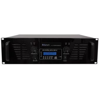 Ampli Sono Ibiza AMP1000 USB BT, Top Prix | fnac