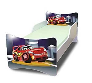 BEST FOR KIDS LIT POUR ENFANT 80×180 CARS III + GRATUIT