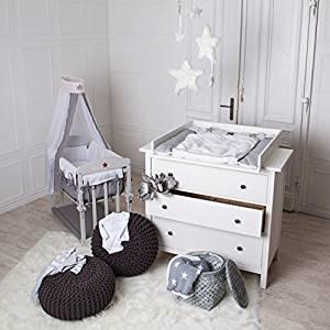 blanche pour commode IKEA Hemnes: Bébés & Puériculture