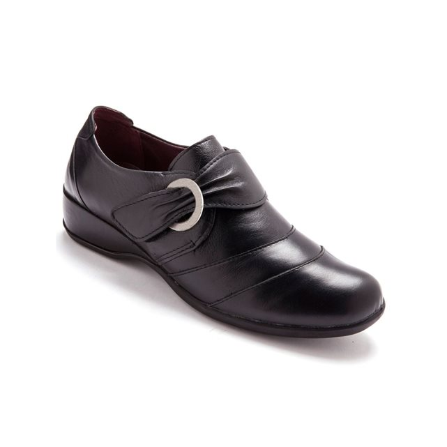 PEDICONFORT Derbies en cuir, semelle amovible