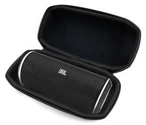 coque noir pour enceinte portable bluetooth JBL Charge, Flip 2