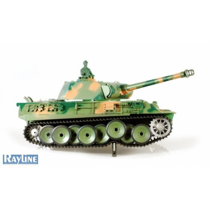 tank radiocommande panther airsoft