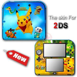 Pokemon Pikachu Popular NEW SKIN VINYL STICKER DECAL COVER #2 for