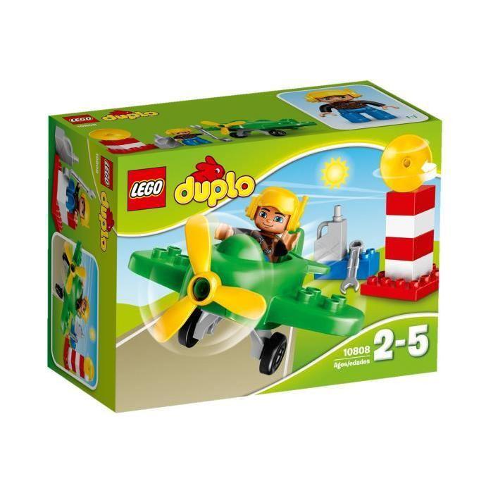 LEGO® DUPLO® Ville 10808 Le Petit Avion Achat / Vente assemblage