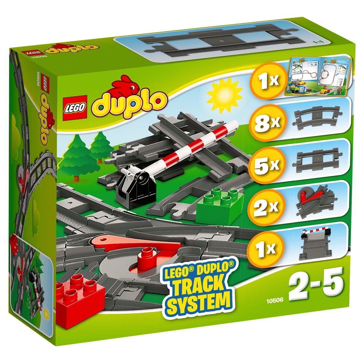 Lego 10506 duplo : set extension train Duplo