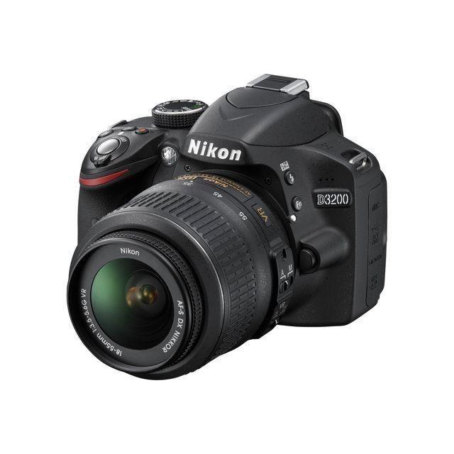 Nikon D3200 + Objectif 18 105mm VR stabilisé Achat / Vente appareil