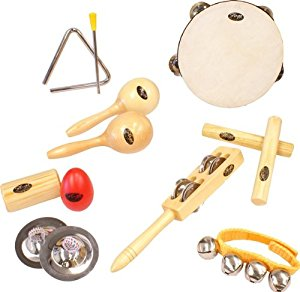 Stagg CPK01 Set de percussions pour enfant: Instruments de