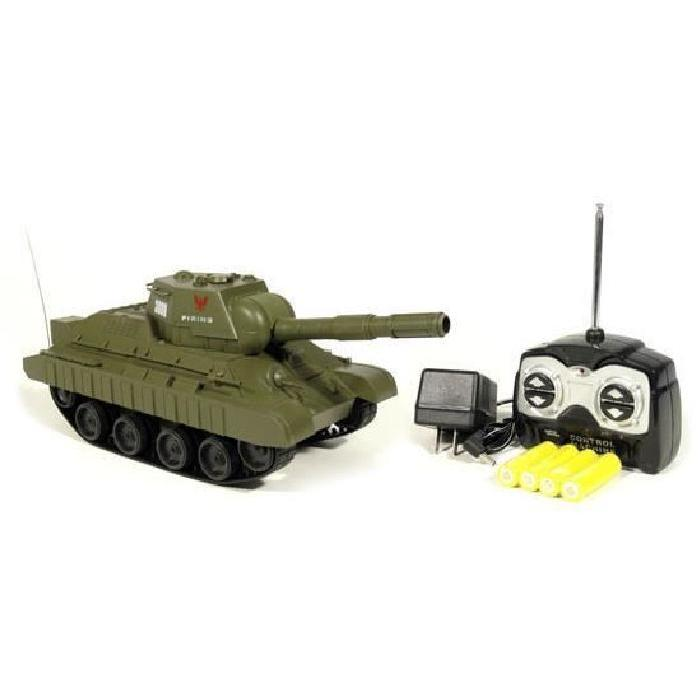 tank radiocommande firing battle 1 24 airsoft