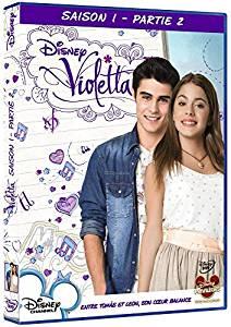 Violetta Saison 1 Partie 2 Entre Tomás et León, son coeur