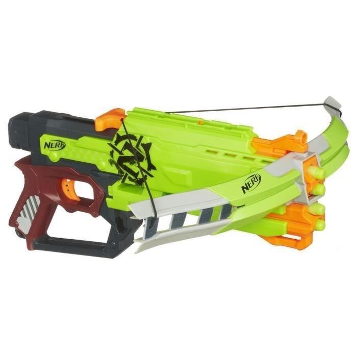 NERF Zombie Strike Arbalète Achat / Vente pistolet bille mousse