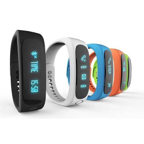 Bracelet Intelligent Montre Sport Étanche Connectée Bluetooth Pour