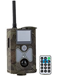 Gsm Trail Camera Chasse : Sports et Loisirs