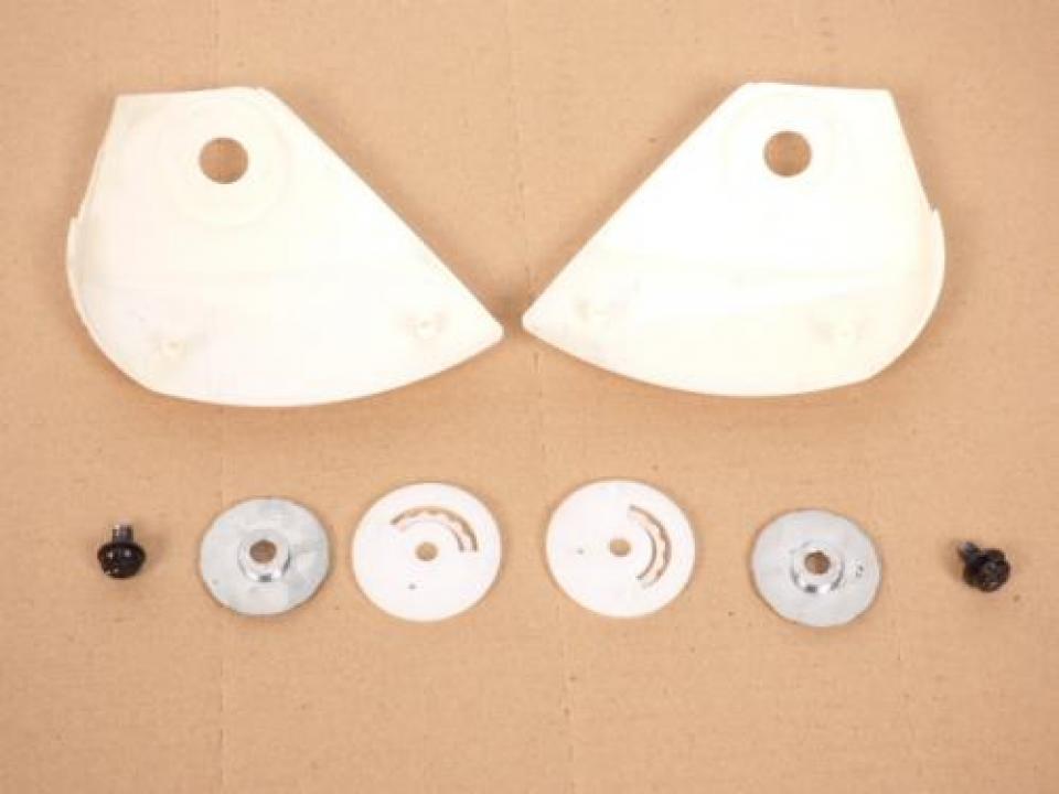 Kit fixation de visière pour casque Bullit deux roues moto motocycle