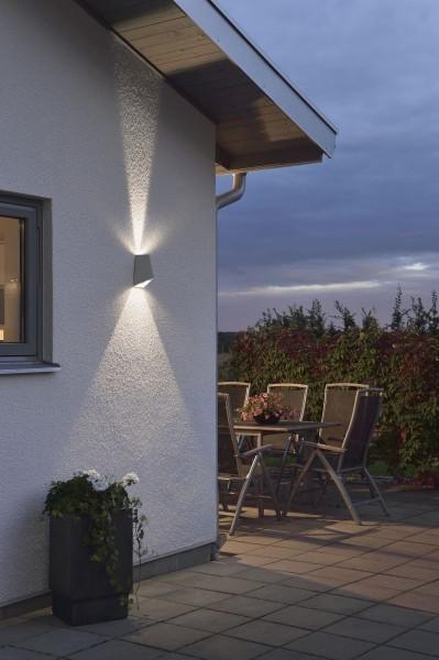 Eclairage extérieur LED applique murale design UP & DOWN