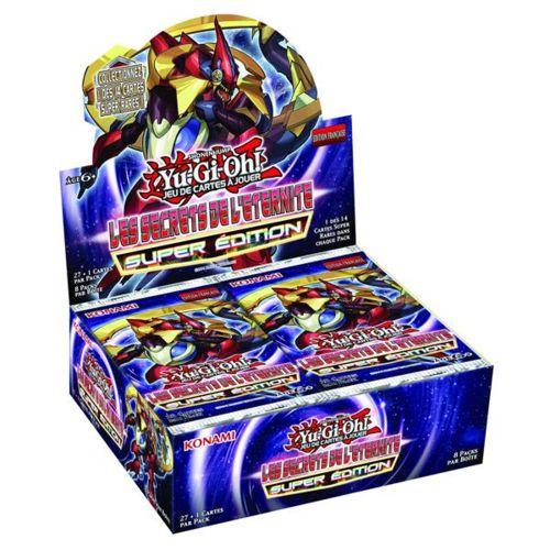 Konami Cartes à collectionner Yu Gi Oh Jcc : 1 Booster Super