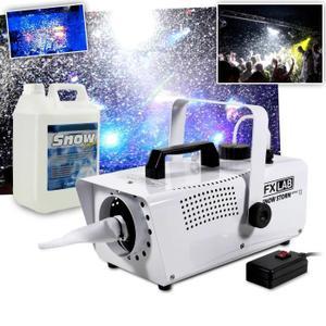 MACHINE À NEIGE Machine à neige artificielle effet tempête de neig