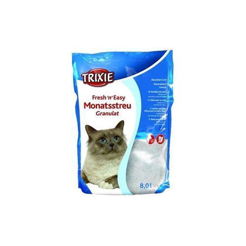 Trixie Fresh'n'Easy Granules, 8 l pour chat pas cher Achat / Vente