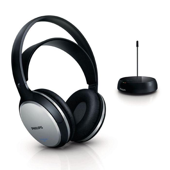 PHILIPS SHC5100 Casque sans fil TV noir casque écouteur, prix pas