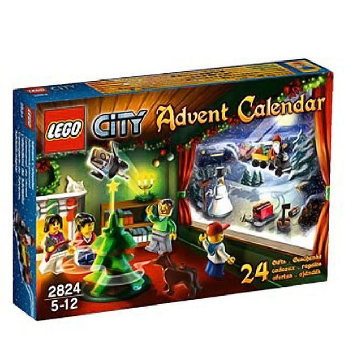 lego city Calendrier de l'Avent Lego Achat / Vente assemblage