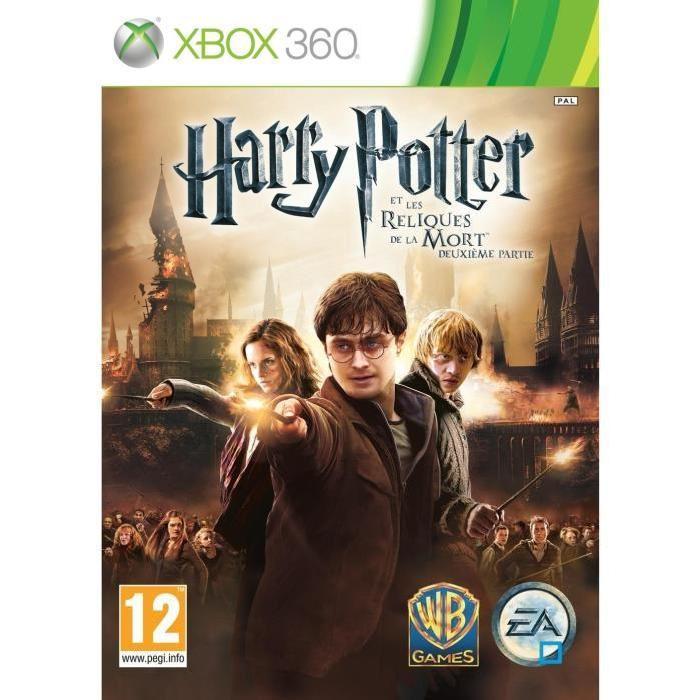 Harry Potter et Les Reliques de La Mort XBOX 360 Achat / Vente jeux