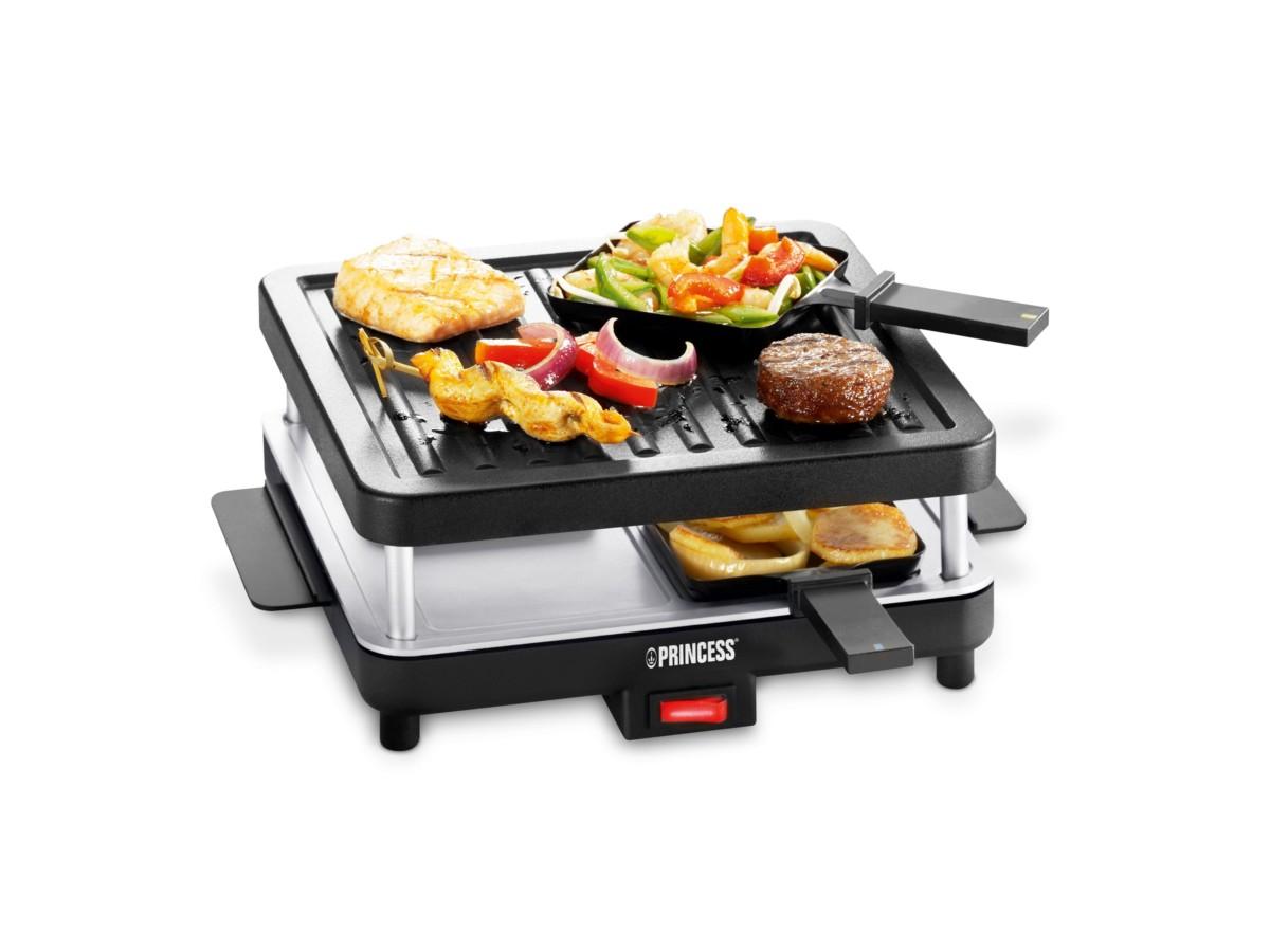 Princess 162344 Raclette / Grill 4 Personnes: Cuisine