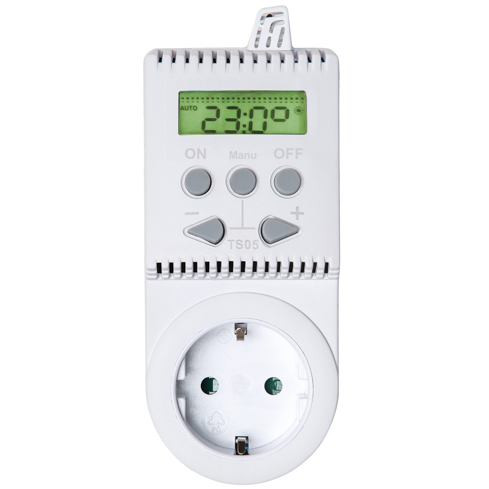 Chauffage infrarouge electrique radiant 650 watt avec thermostat