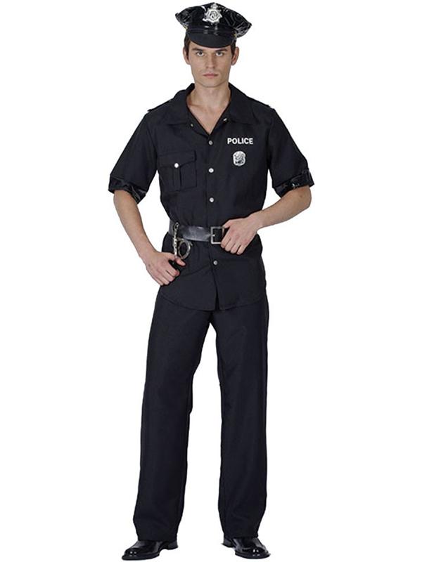 terminator new york flic deguisement uniforme homme costume halloween