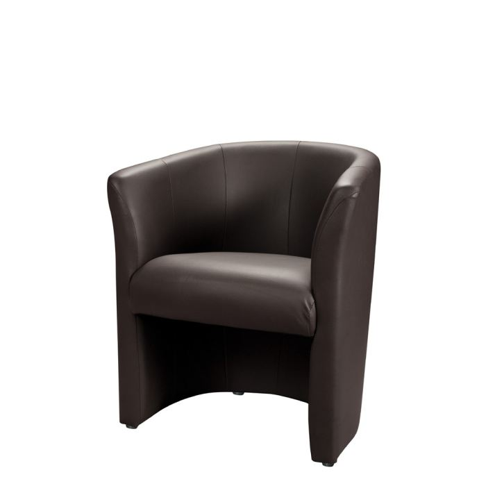 BAYA Fauteuil cabriolet Choco Achat / Vente fauteuil Pvc
