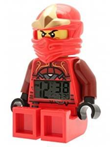 LEGO Ninjago Kai ZX Figurine Réveil Digital 9006784