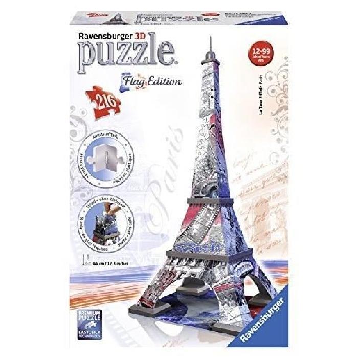 12580 PUZZLE 3D TOUR EIFFEL Achat / Vente puzzle