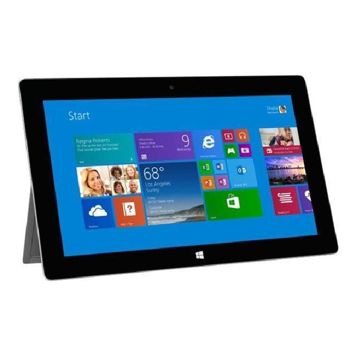 Microsoft Surface 2 10,6″ 64Go (P4W 00004) Prix pas cher Soldes