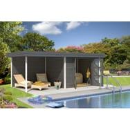 bois chatel 5 13 40m² chalet de jardin bois 28mm 6 vendu par