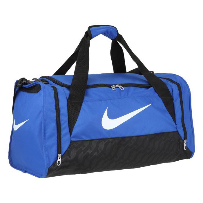 nike sac de sport brasilia 6 Bleu et noir Achat / Vente sac de sport