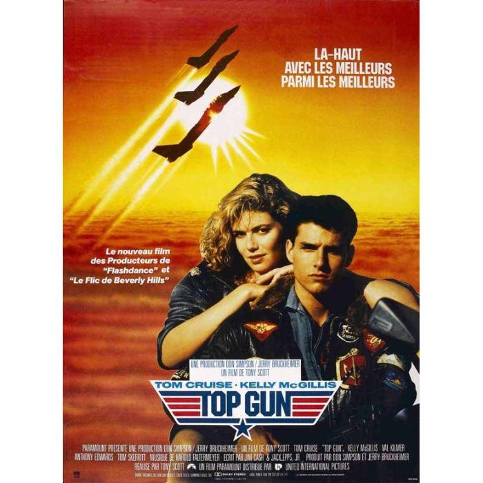 Affiche du film Top Gun (69 x 102 cm) Achat / Vente affiche