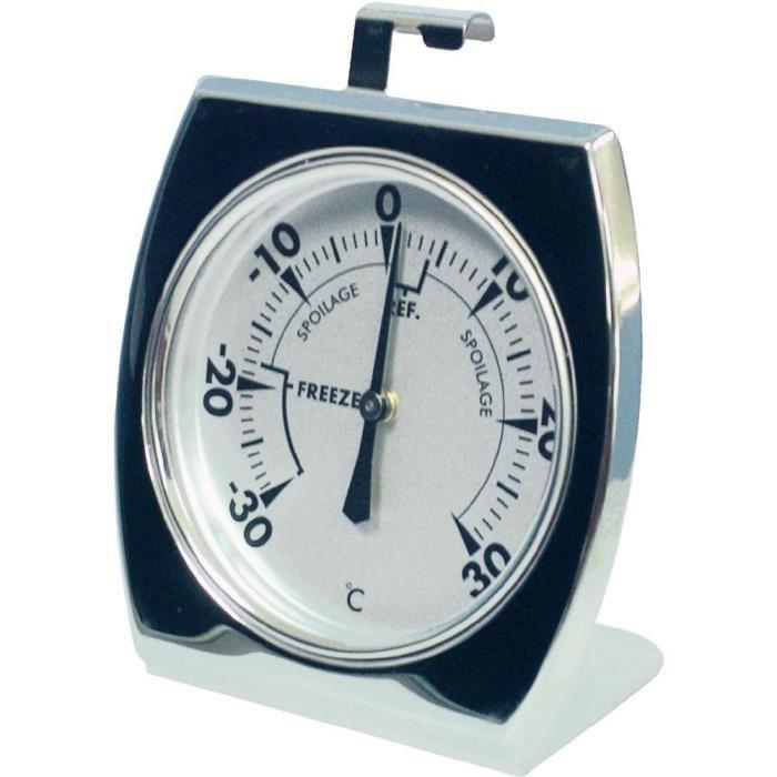 Thermomètre pour réfrigérateur et congélateur T? Achat / Vente